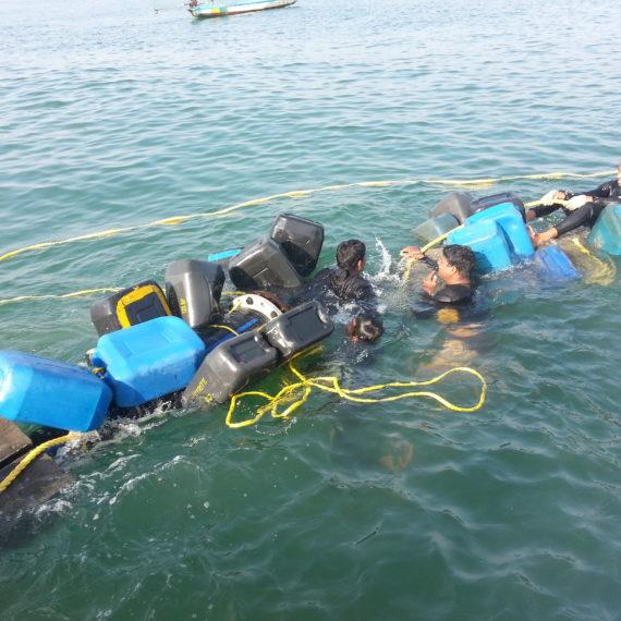 MID-SEA FLANGE JOINT